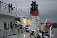 На пароме по Балтийскому морю